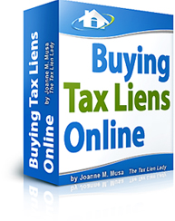 Tax Lien Lady's Products & Courses